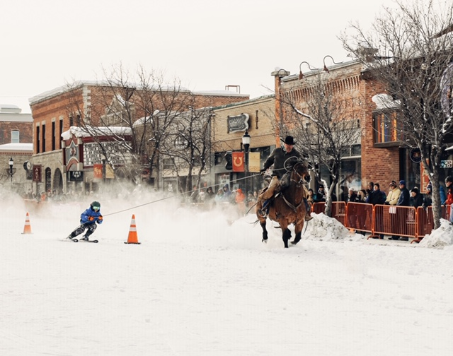 Kate Decker shares photos from the 106th Winter Carnival Street Events in downtown Steamboat Springs in 2019.