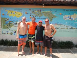 Steamboat locals kiteboard 350 miles along Brazilian coast