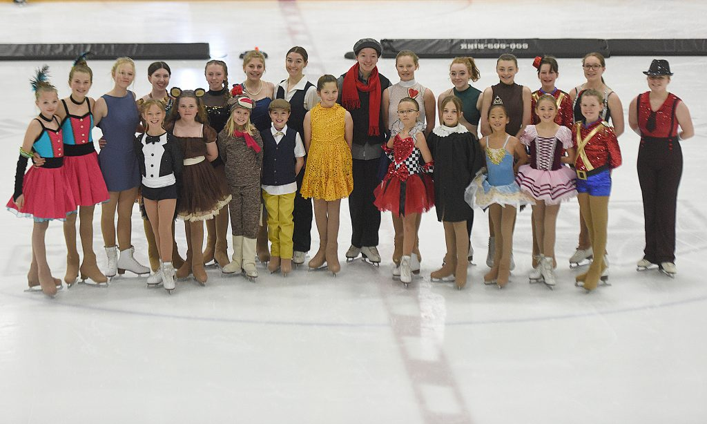 Steamboat Skating Club presents 'Mary Poppins On Ice'