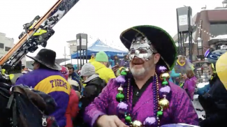 VIDEO: 2019 Mardi Gras celebration at Steamboat Resort