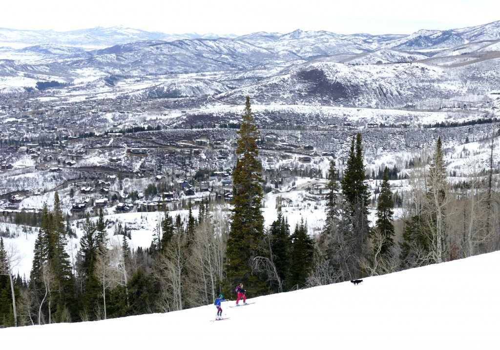 Skinning up Steamboat
