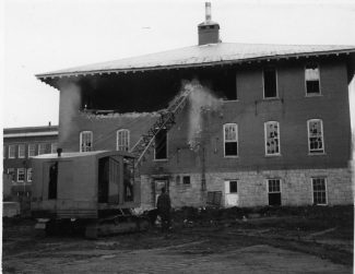 From the Pilot archives: Steamboat Springs High School demolition in 1911