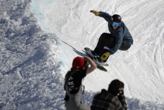 New stem cell technology enables Steamboat Olympian Taylor Gold to get back on the snow