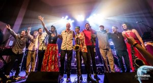 Atomga to bring rocking soul, Afro-funk rhythms to Old Town Pub on Friday