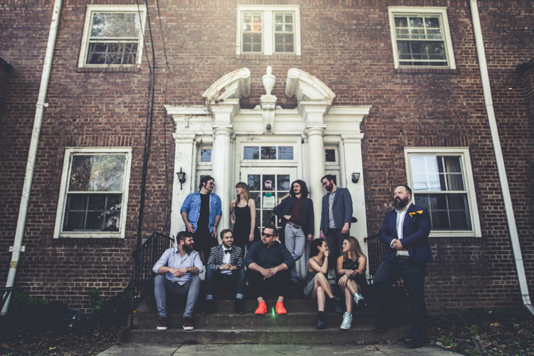 The Commonheart plays at the Bud Light Rocks the Boat Free Concert Series at 3:30 p.m. Saturday, April 6 in Gondola Square. The 9-piece rock-soul band is based in Pittsburgh, Pennsylvania. (courtesy photo)