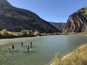 Steamboat's Hala Gear staff enjoys weekend paddleboard trip to Dinosaur National Monument