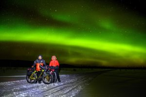 Steamboat's Manic Training owner pedals across the Alaskan tundra in Iditarod fat bike race