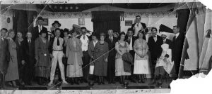 From the Pilot archives: Steamboat high school class of 1920 senior play