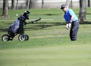 It's golf season: Steamboat Golf Club opens; Haymaker and Rollingstone aim for May 15
