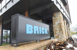 Brick pizza restaurant back open at Deer Park Road in Steamboat Springs