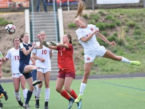 Steamboat girls soccer team comes up short in bid to upset top-seeded Evergreen