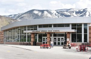 Threat causes lockout at Steamboat Springs High School