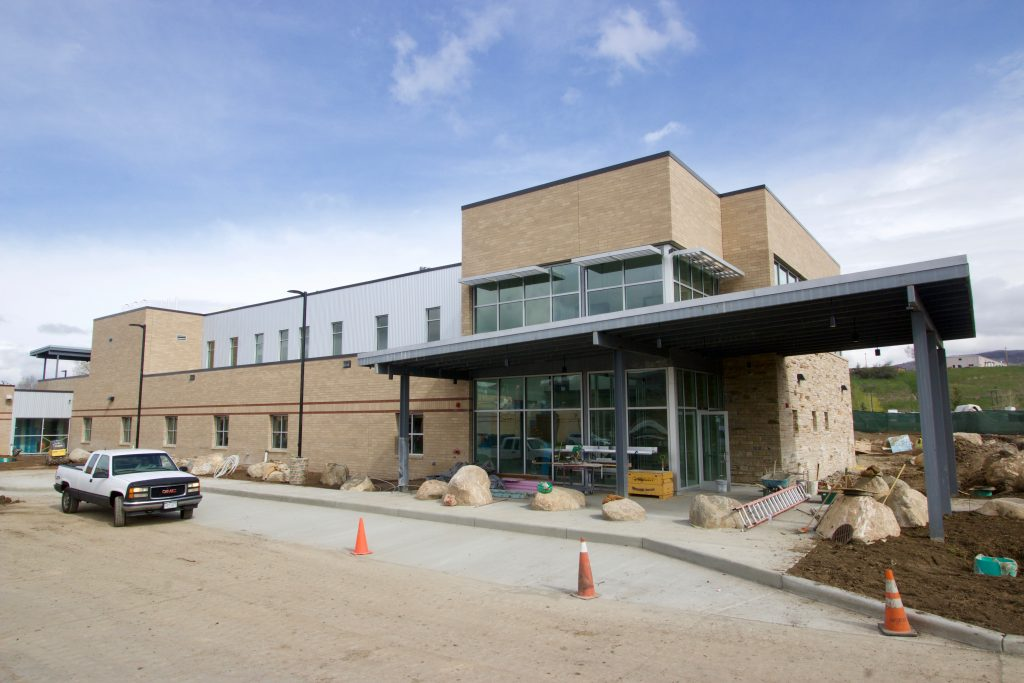 New law enforcement facility features ballistic walls, soundproof insulation and other cool features