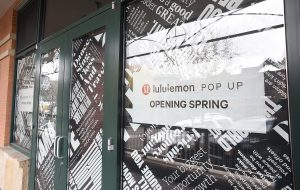 Lululemon coming to downtown Steamboat Springs at the end of May