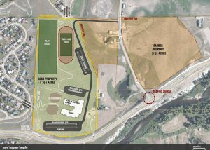 School board settles on new kindergarten to 8th-grade campus at Steamboat II