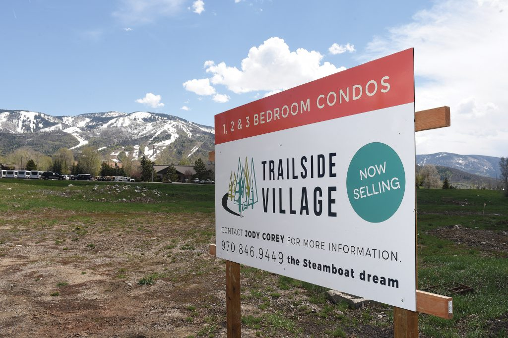 Rising cost of construction stalls condo project aimed at providing housing for Steamboat locals