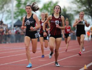 Steamboat's Maggi Congdon tops field of mountain towns in the 800, eyes the mile title