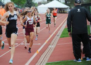 Soroco's Chloe Veilleux hopes to overcome 800 performance with titles in Saturday's events