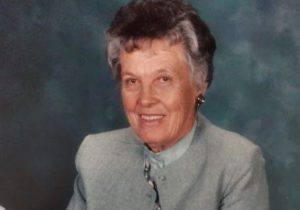 Obituary: Patricia Holderness