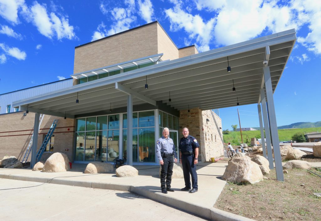 New combined law enforcement building in Steamboat opens to public Monday