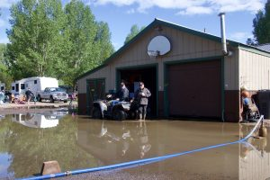Assessing the damage: Routt County recovers from flooding