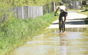 As the water rises, stay safe when on or near the Yampa River