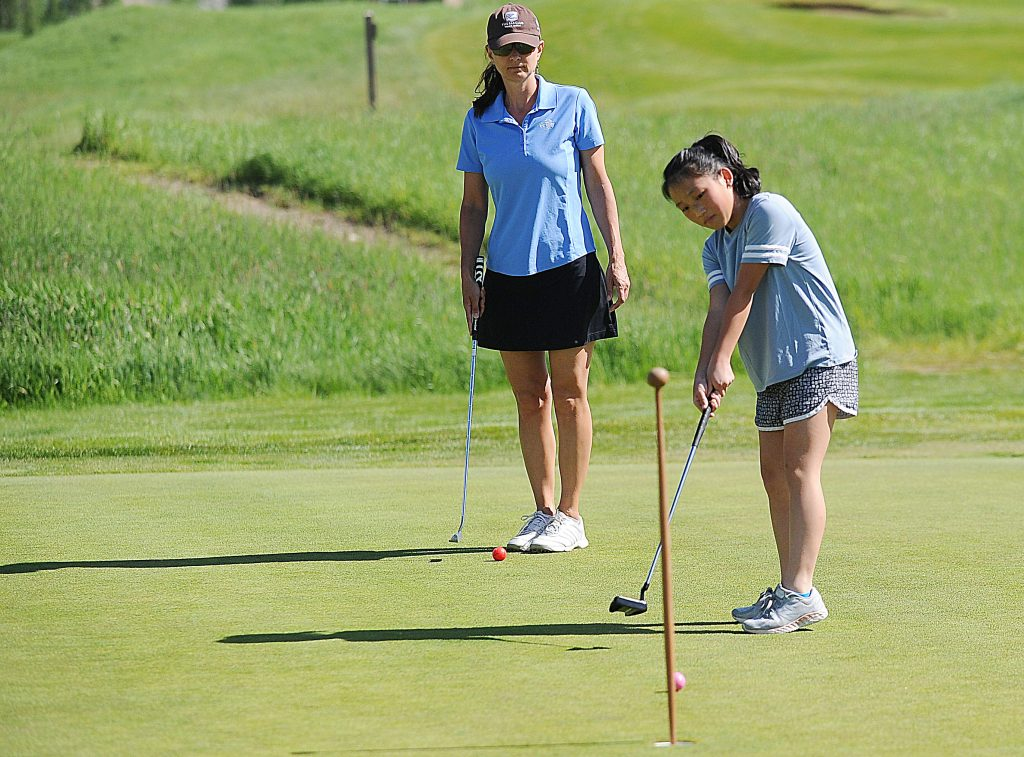 The Future Of Competitive Junior Girl Golfers In Steamboat Sees Challenges At High School Level Steamboattoday Com