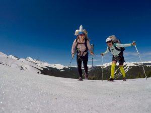 Steamboat ski instructor finds company during treacherous summer on the Continental Divide Trail