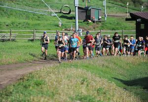 PHOTOS: Howelsen Hill Trail Run