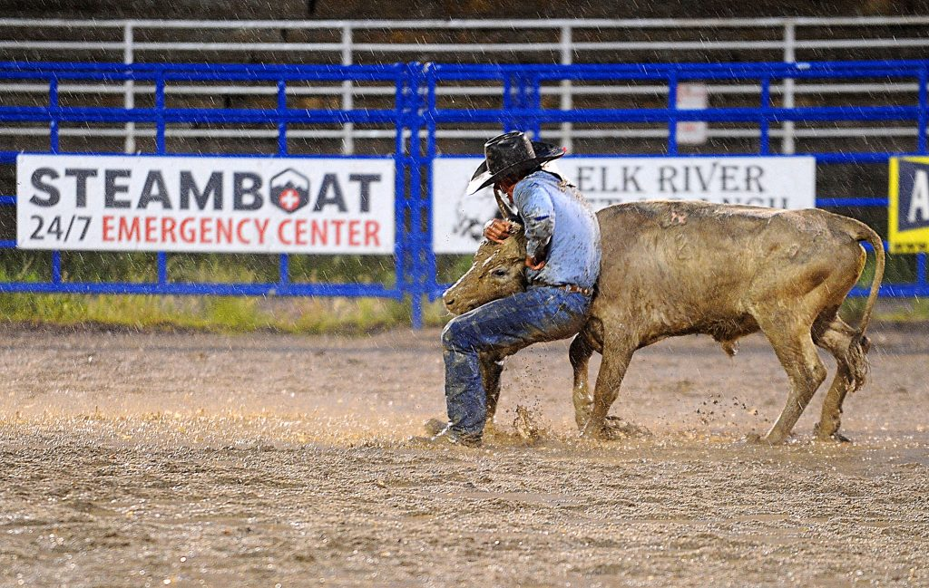 Leah Vann: Rainy rodeo a humbling experience for a Texan