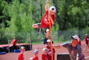 Steamboat Springs youth track camp is a playground of fun