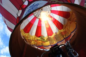 VIDEO: Hot Air Balloon Festival Friday media day launch