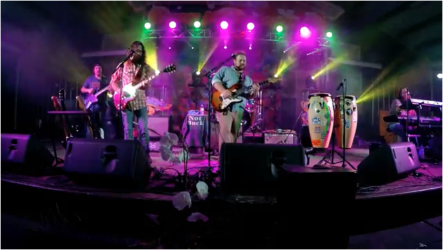 Florida-based Southern rock jam band Bonnie Blue plays across Yampa Valley