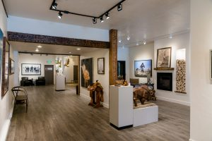 Jace Romick welcomes community into expanded gallery in downtown Steamboat