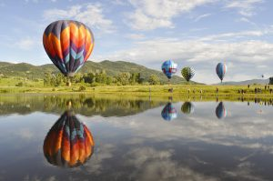 PHOTOS: Colors fill the sky at 2019 Steamboat Springs Hot Air Balloon Festival