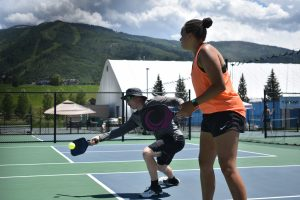 Steamboat Springs Pickleball Tournament attracts players of all ages
