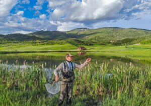 Second homebuyers lured by fly fishing paradise in Steamboat Springs