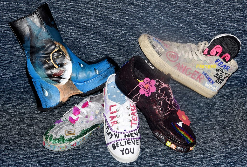 'In Our Shoes' culminates in community event Saturday offering arts, connection, education