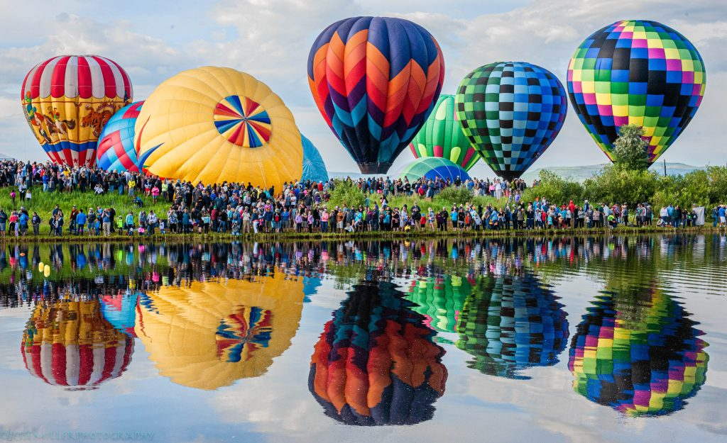 Top 10 stories of the week: Man gets shot in Hayden, balloon festival soars, cop is arrested