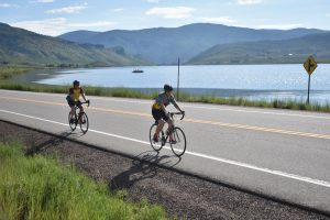 Riders work in tandem to complete Tour de Steamboat