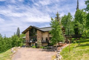 Aspen View Lodge changes hands as new owners renovate rare county property