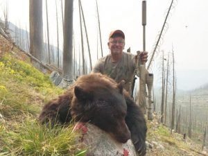 South Dakota poacher gets 12-year hunting ban after killing bear in Routt County