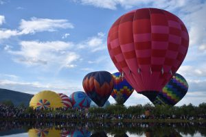 PHOTOS: A final morning of high-flying hot air balloon fun in Steamboat Springs