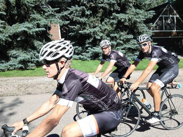 Cops called when Lance Armstrong, George Hincapie raced Sunday in Aspen