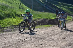 Town Challenge enables families to enjoy biking together