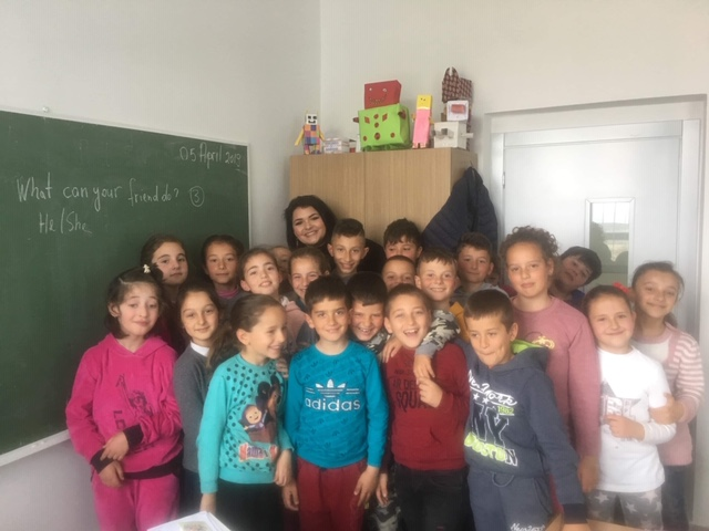 Peace Corps experience in Albania changes Hayden woman