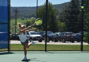 Steamboat High School tennis player uses Rare Air camp to prepare for senior year
