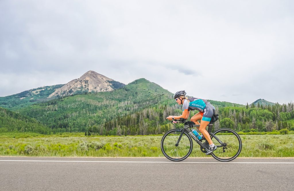Sprint triathlon returns to Steamboat Lake after 2-year