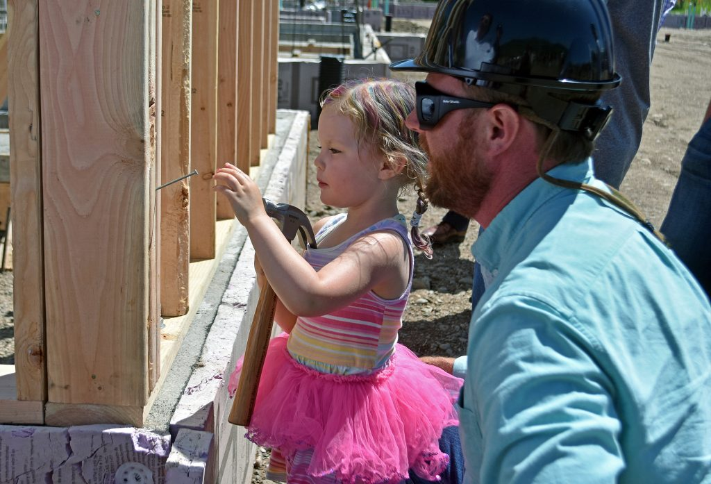 Yampa Valley Housing Authority starting vertical construction on its newest affordable apartment complex in Steamboat