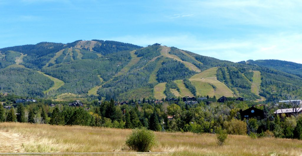 Pictures from Steamboat Springs.